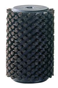 Maplus rotačná kefa Hard konský vlas - cm 10