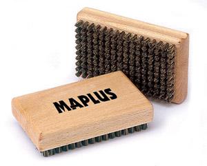 Maplus ručná kefa tvrdá konský vlas