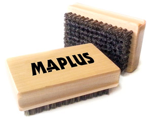 Maplus ručná kefa oceľ
