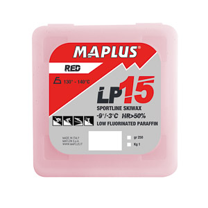 Maplus LP15 RED 250 g