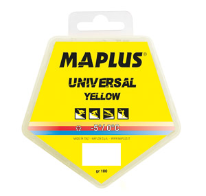 Maplus YELLOW tuhý parafín 100 g