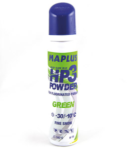 Maplus HP3 GREEN vysokofluórový parafín prášok 50 g