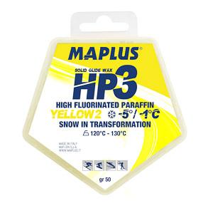 Maplus HP3 YELLOW 2 vysokofluórový parafín 50 g