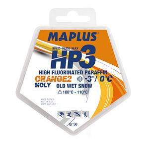 Maplus HP3 ORANGE 2 MOLY HOT ADDITIVE vysokofluórový parafín 50 g