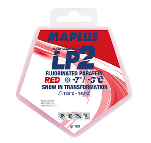 Maplus LP2 RED fluórový parafín 100 g