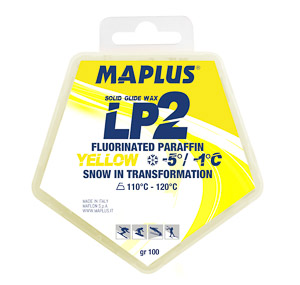 Maplus LP2 YELLOW fluórový parafín 100 g