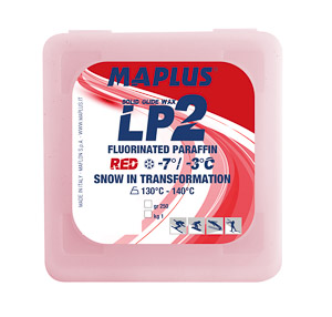 Maplus LP2 RED fluórový parafín 250 g