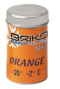 Briko Maplus stúpací vosk Orange 45 gr