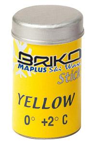 Briko Maplus stúpací vosk Yellow 45 g
