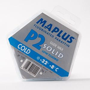 Maplus Ski Vosk P2 COLD 100g -22…-8°C