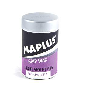 Maplus LIGHT VIOLET -2°/+1°C. stúpací vosk 45 g