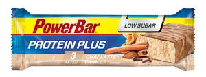 PowerBar ProteinPlus Low Sugar Chai Latte Vanilka  tyčinka 35g