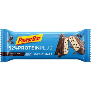 PowerBar ProteinPlus 52% tyčinka 50g Sušienky/smotana