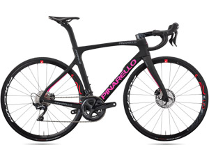 Pinarello PRINCE disk TiCR SRAM Force eTAP AXS 2×12 Fulcrum Racing 400