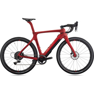 Pinarello Nytro Gravel Force 1X11 Fulcrum Rapid Red 500 700C
