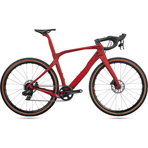 Pinarello Grevil Grx 1X11 Di2 Fulcrum Rapid Red 500 650B