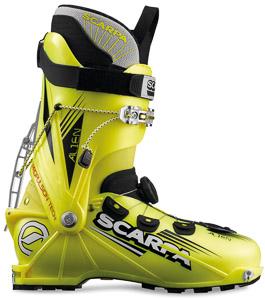Scarpa Alien skialpové lyžiarky + 100 EUR na nákup Karposu