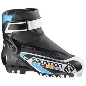 Salomon SKIATHLON PILOT Topánky na bežky čierne