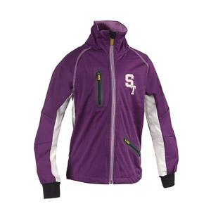 ST exercise bunda a nohavice detské fialové