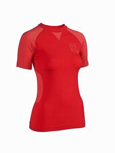 ST perfomance underwear tričko dámske červené