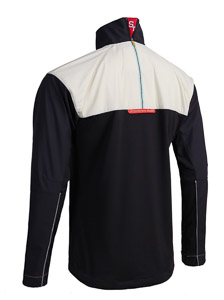 ST Seefeld bunda unisex čierna/béžová