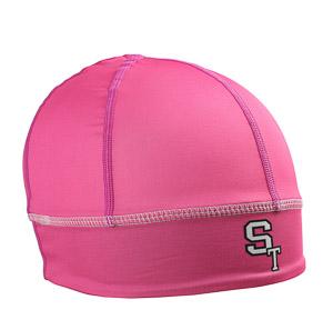 ST lykrová čiapka unisex ružová