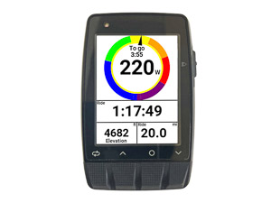 STAGES Dash M50 GPS cyklopočítač