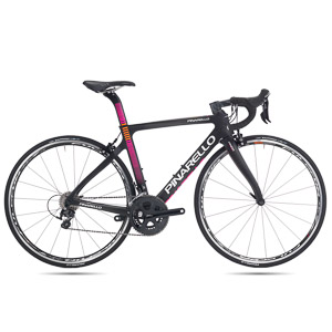Pinarello GAN CARBON PINK ORANGE 105  5700 11s FULCRUM RACING 7