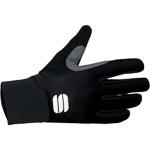 Sportful Engadin Softshellové rukavice čierne