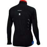 Sportful Apex Windstopper Race Bunda modrá/čierna