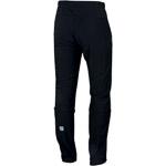 Sportful Apex Gore WindStopper nohavice čierne/fluo červené