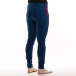 Sportful WindStopper Salt Lake nohavice biela-modrá-červená