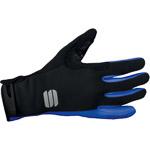 Sportful Windstopper Essential xc rukavice čierne/modré