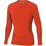 Sportful 2nd Skin Tričko s dlhým rukávom červené