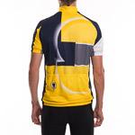 Sportful Slide dres žltá-tmavo modrá