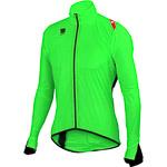 Sportful Hot Pack 5 cyklo bunda fluo zelená