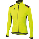 Sportful Hot Pack NoRain bunda fluo žltá
