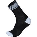 Sportful BodyFit Pro 12 ponožky čierne/biele