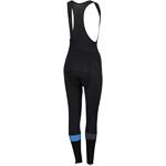 Sportful Bodyfit Pro dámske nohavice s trakmi čierne/modré