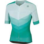 Sportful Bodyfit Pro 2.0 Evo Dres  biely/Bora zelený