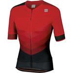 Sportful Bodyfit Pro 2.0 Evo Dres červený/antracitový