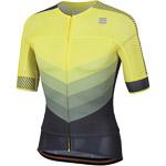 Sportful Bodyfit Pro 2.0 Evo Dres svetložltý/čierny
