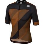Sportful Bodyfit Pro X- dres čokoládový/čierny
