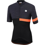 Sportful Giara Dres čierny/oranžový