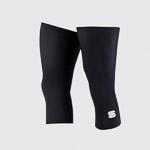 Sportful Thermodrytex Návleky na kolená čierne