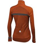 Sportful Giara SoftShell dámska bunda zlatohnedá