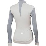 Sportful Giara Warm dámsky dres biely/tmavosivý