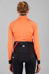 Sportful Fiandre Pro dámska bunda oranžová