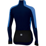 Sportful Bodyfit Pro dámska cyklo bunda modrá