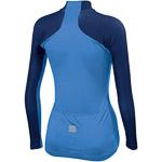 Sportful Bodyfit Pro Thermal dámsky dres modrý/tmavomodrý